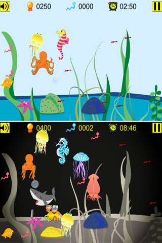 Screenshot SeaSprite