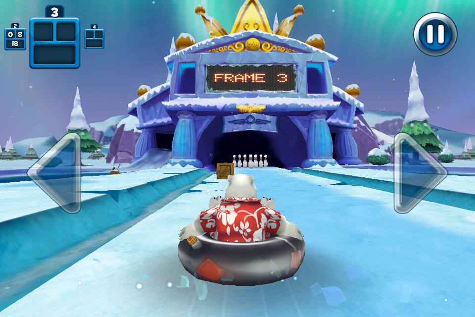 Free Polar Bowler Game