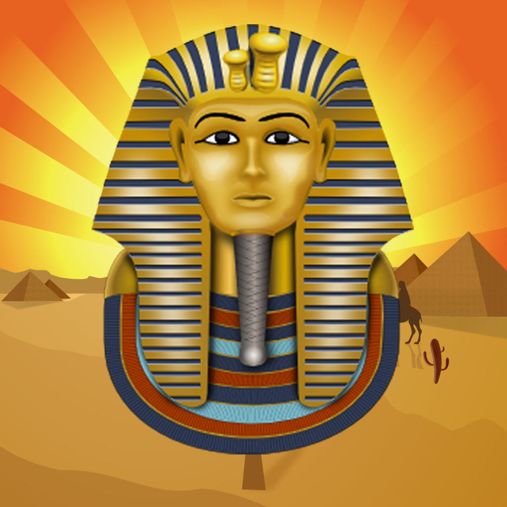 Ancient Pharoah Cryptic Match - Fun Kids Games for boys and girls - Free Version